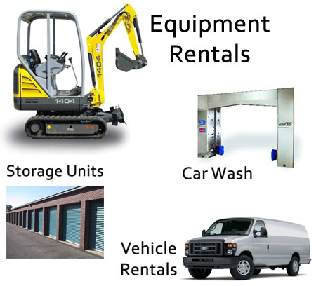 Equipment Rentals, Tool Rentals Central Virginia