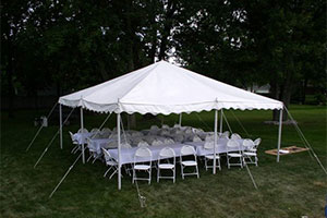 Event Rentals in Charlottesville, Waynesboro, Harrisonburg, Staunton, Fishersville, and Lexington VA