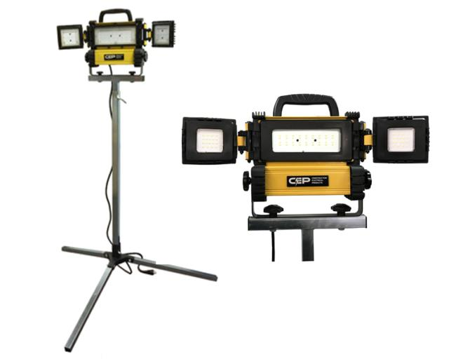 Where to find LIGHT TRI-POD LED WIDE ANGLE 4000LUMENS in Waynesboro
