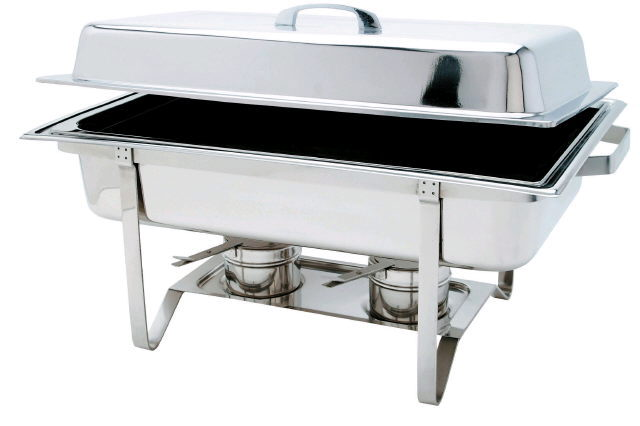 Where to find CHAFER, STAINLESS 8 QT in Waynesboro