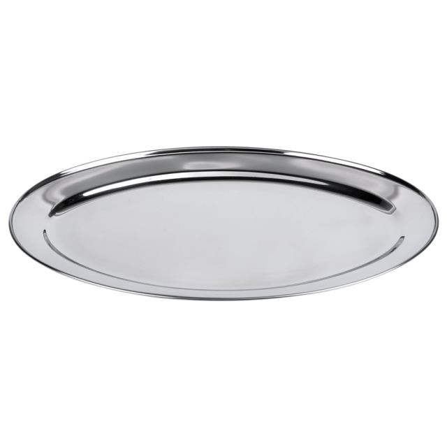 Where to find TRAY, STAINLESS 16  ROUND in Waynesboro
