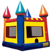 Where to find MOON BOUNCE 15 X 15  CASTLE in Waynesboro