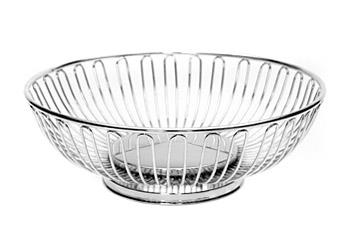 Where to find BREAD BASKET SILVER OVAL in Waynesboro