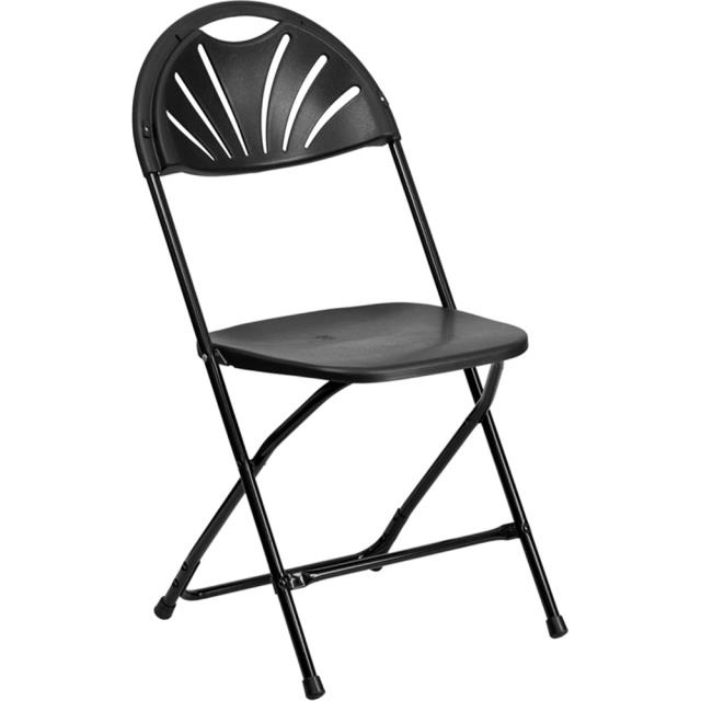 Where to find CHAIR FAN BACK BLACK in Waynesboro