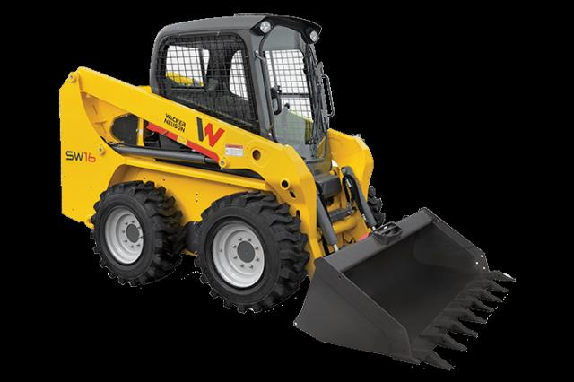 Where to find LOADER SKID STEER WACKER SW1600 in Waynesboro