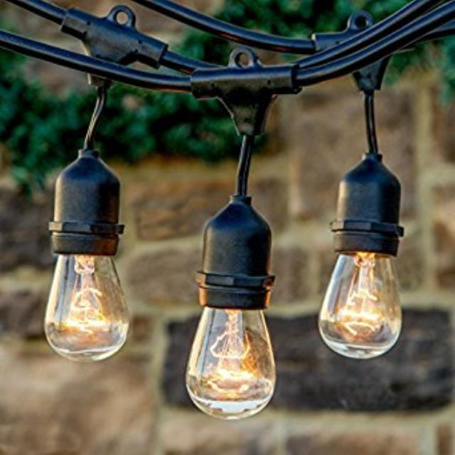 Where to find LIGHT BISTRO RUSTIC 48 FEET - 28 LIGHTS in Waynesboro