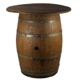 Rental store for COCKTAIL BARREL W TOP in Waynesboro VA