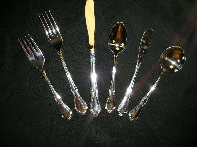 Where to find FLATWARE BOULLION SPOON S T in Waynesboro