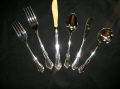 Rental store for FLATWARE TABLE SPOON S T in Waynesboro VA