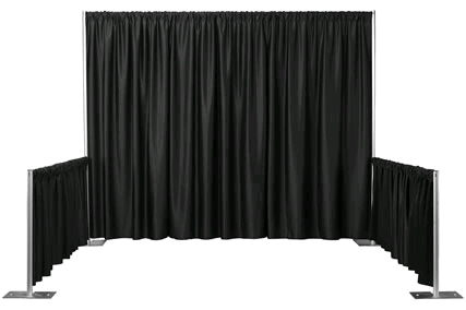 Where to find PIPE   DRAPE BOOTH 6-10FT SECTIONS in Waynesboro