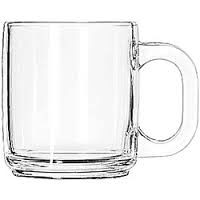 Where to find GLASS COFFEE MUG in Waynesboro