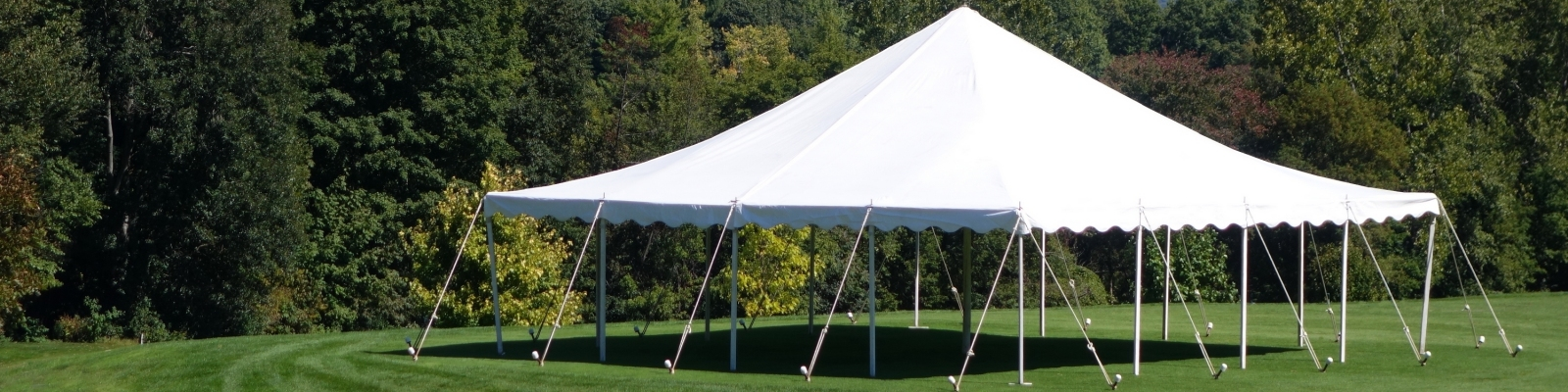 Event rentals in Central Virginia